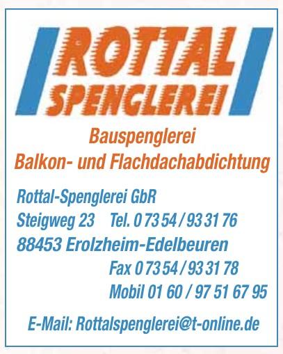 Rottal-Spenglerei GbR
