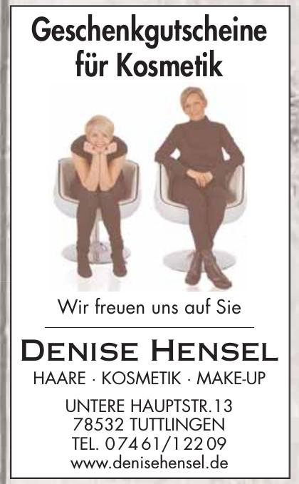 Denise Hensel