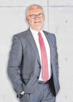 Der Bauherr: Matthias Marquardt setzt die Familientradition fort - schließlich steht der Name WERMA für die Gründer Werner und Erich Marquardt.
