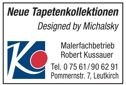 Malerfachbetrieb Robert Kussauer