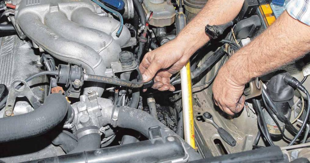 Motorprobleme oder Kundendienst: Die Kfz-Werkstatt des Vertrauens ist Ansprechpartner. FOTOS: COLOURBOX
