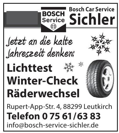 Bosch Car Service Sichler