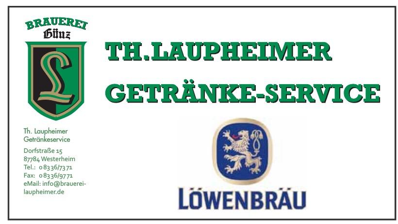 Getränkeservice Thomas Laupheimer