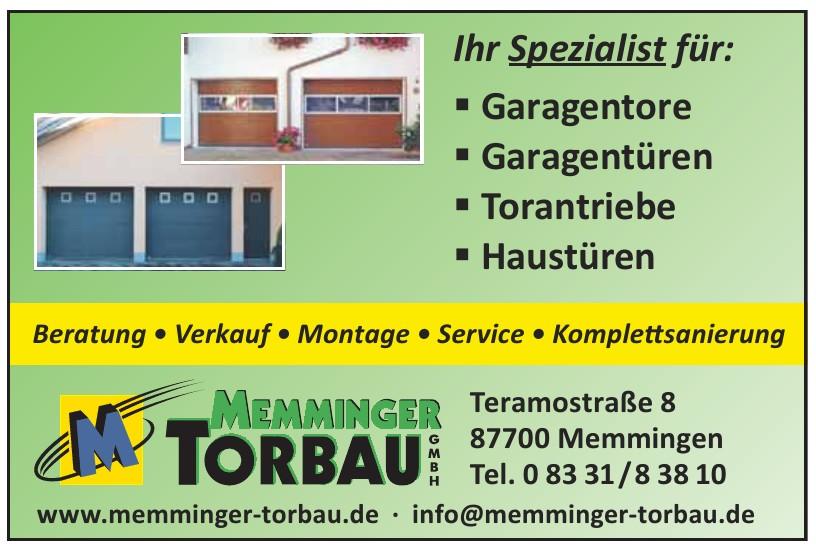 Memminger Torbau GmbH