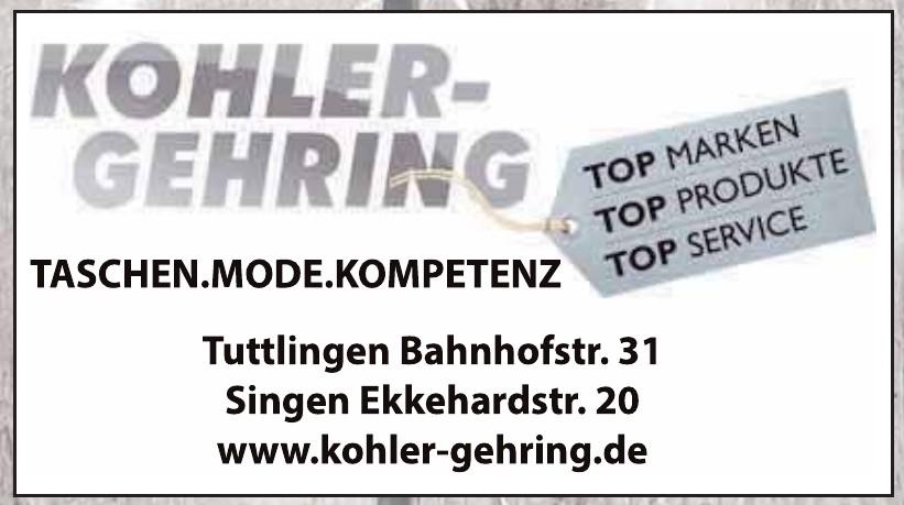 Kohler-Gehring