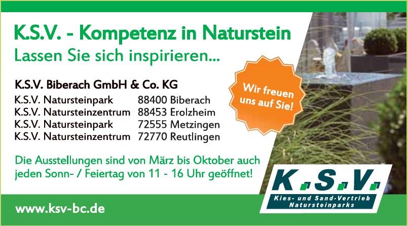 K.S.V. Biberach GmbH & Co. KG