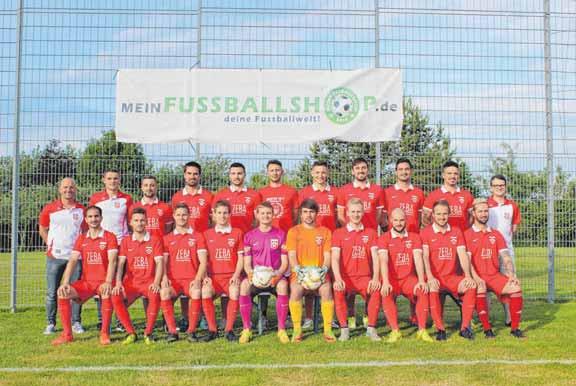 Der TSV Wain. FOTO: PRIVAT