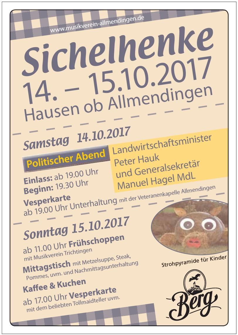 Sichelhenke