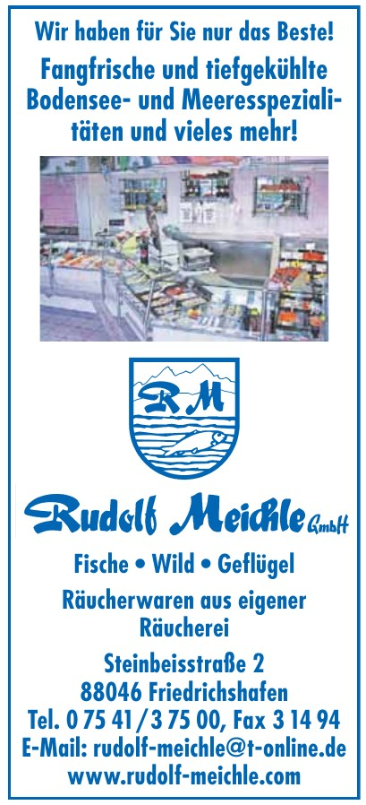 Rudolf Meichle GmbH