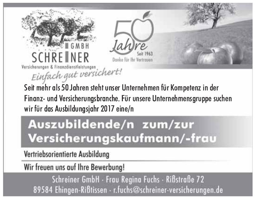Schreiner GmbH