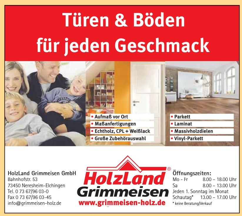 HolzLand Grimmeisen GmbH