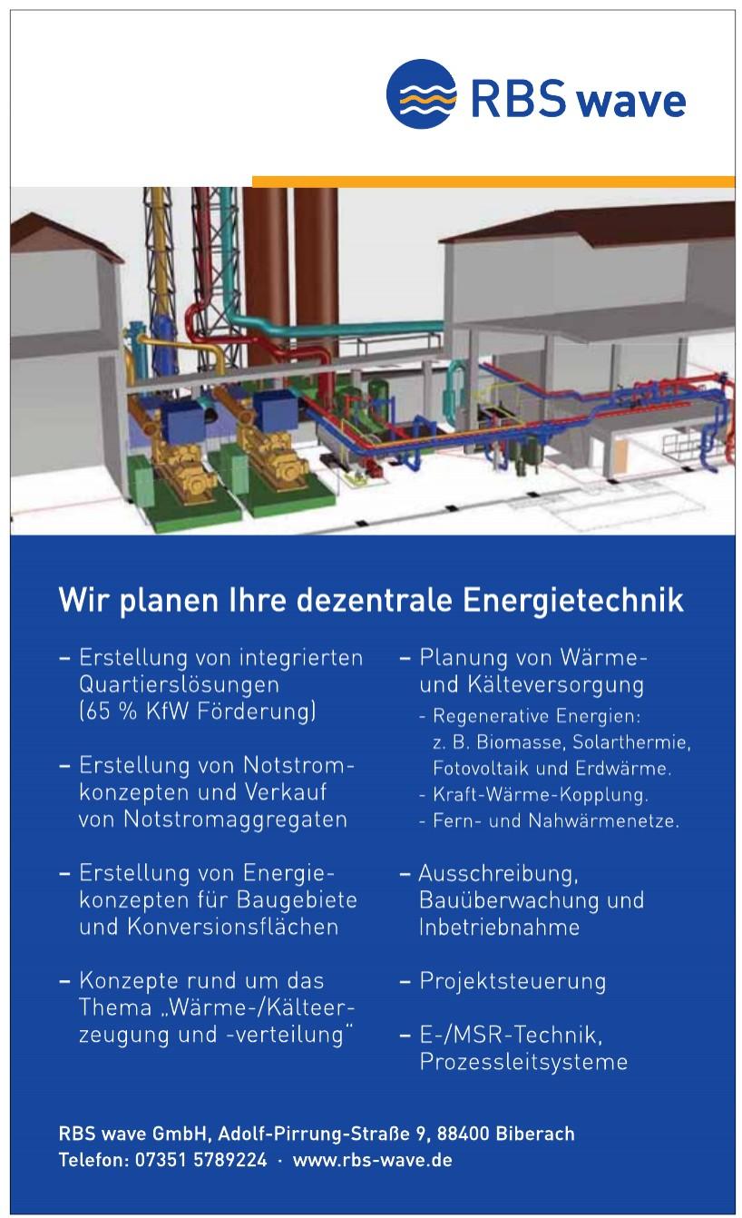 RBS Wave GmbH