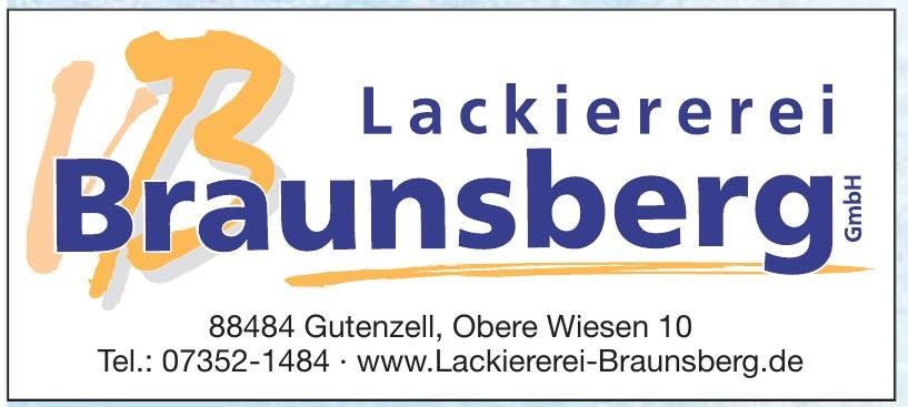 Lackiererei Braunsberg GmbH