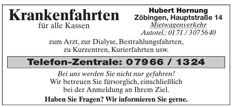 Hubert Hornung