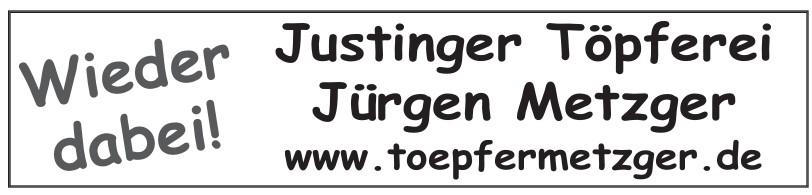 Schreinerei Rothenbacher in Justingen lädt zur Hausmesse ein