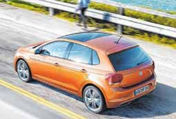 Der neue VW-Polo ...