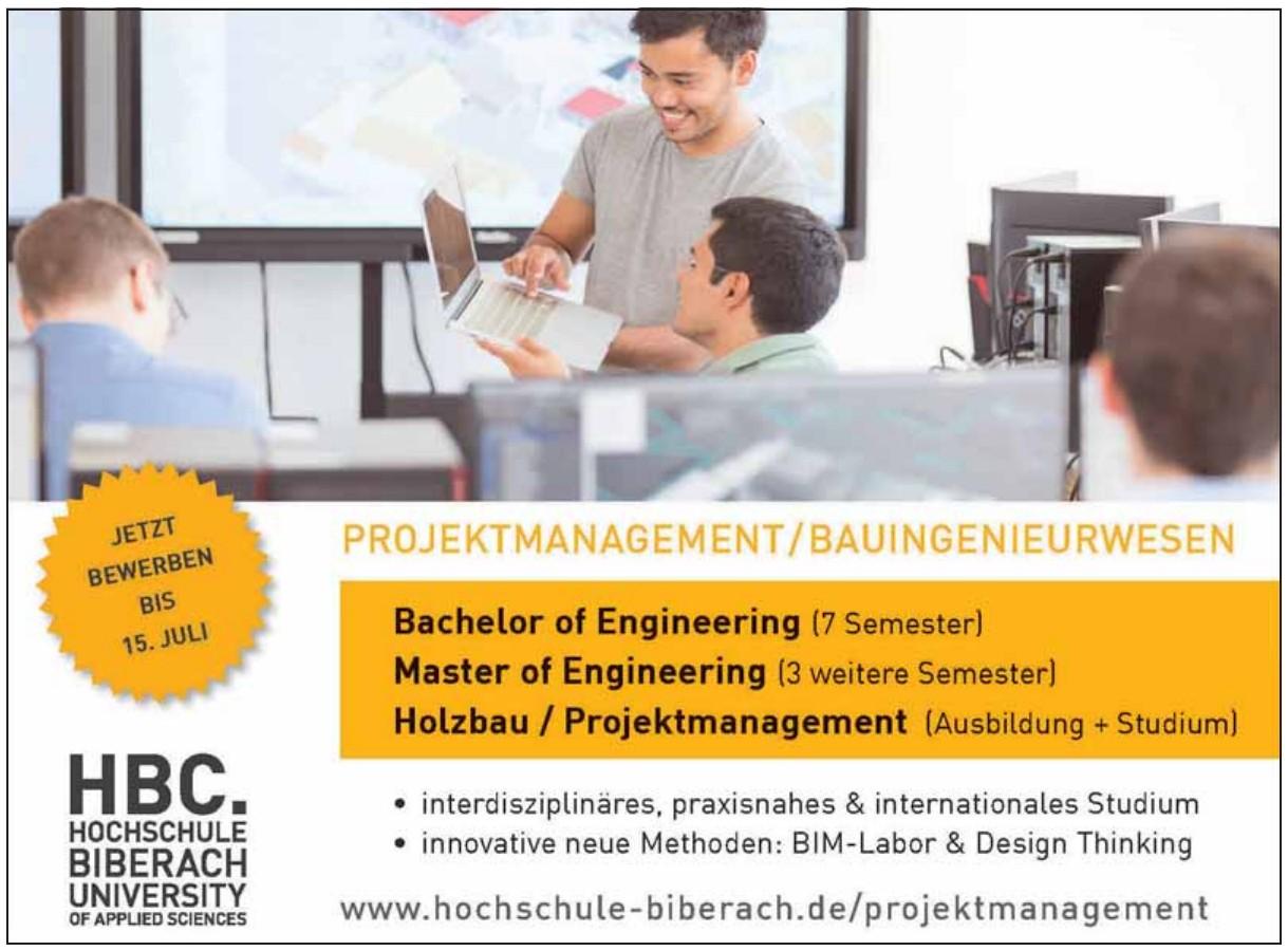 Hochschule Biberach University