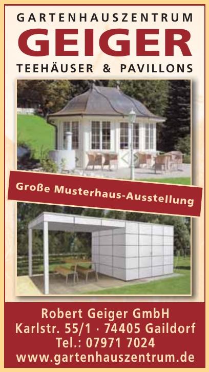 Robert Geiger GmbH