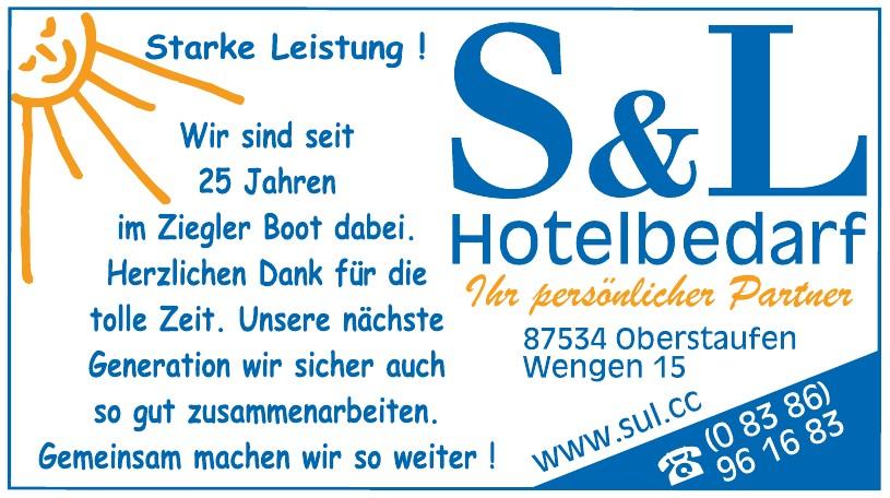 S & L Hotelbedarf